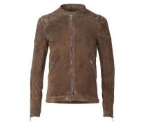Leather Jacket Carruba Reverse