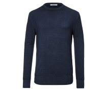 Lury Crew Neck Medium Blue