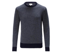 Tricolor Stripes Crew Navy/Graphite/Grey Stripes