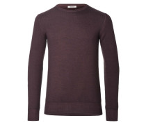 LS Crew Neck Bordeaux