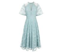 Haze Lace Sleeved Dress - Cocktail - Dresses