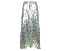 Heart Charm Skirt, Pale Lichen