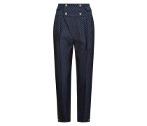 Element Waisted Trousers, French Blue