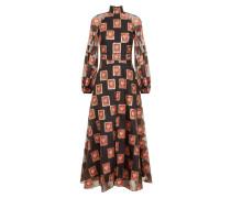 Elinor Sleeved Dress - 50% Off Sale - Sale