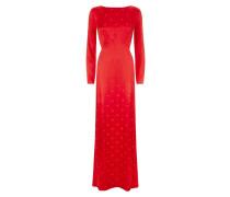 Betty Split Dress - Long - Dresses
