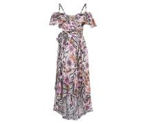 Safari Printed Wrap Dress - Sale Cocktail Dresses - Sale Dresses - Sale