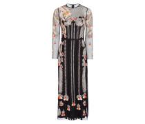Firebird Fitted Dress