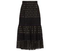Wondering Lace Skirt, Black Mix