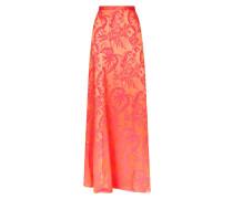Orbit Evening Skirt, Fuschia Mix