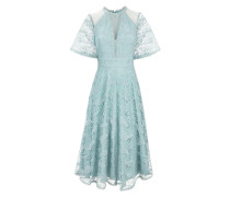 Haze Lace Sleeved Dress - 60% Off Sale - Sale