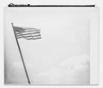 Mittelgroße Tasche American Flag