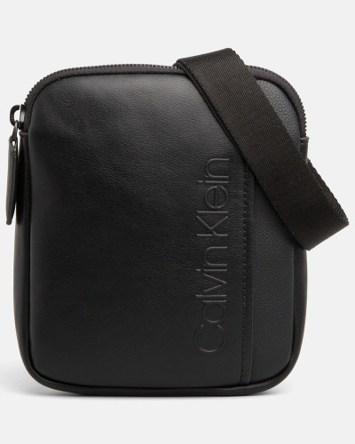 Flache Mini-Crossover-Bag