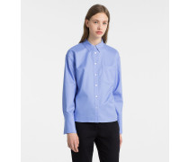 Oxford-Baumwollhemd
