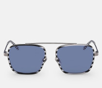 Quadratische Sonnenbrille CK18102S