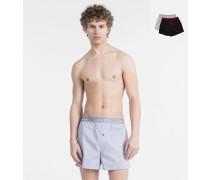 2er-Pack Slim Fit Boxershorts