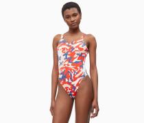 Badeanzug mit U-Ausschnitt - Andy Warhol
