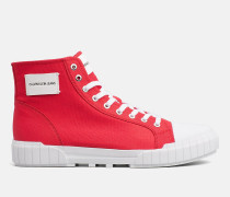 High Top Sneakers aus Nylon