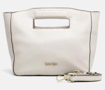 Mini Tote-Bag aus Leder