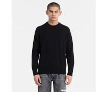 Sweater aus gekämmter Baumwolle