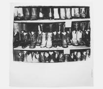 Täschchen Cowboy Boots