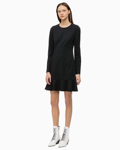 Milano-Jersey-Kleid