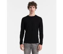 Sweater aus hochwertiger Wolle