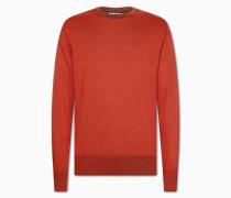 Pullover aus Bio-Baumwollseide