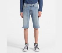 Slim Denim-Shorts
