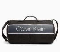 Zylinderförmige Duffle-Bag