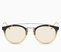Runde Sonnenbrille CK18720S