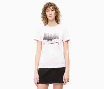 Andy-Warhol-T-Shirt mit Fotokunst