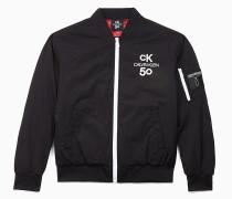 CK50 Logo-Bomberjacke