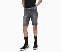 Slim Fit Denim-Shorts