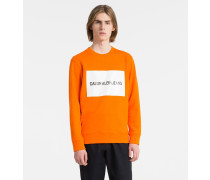 Slim Logo-Sweatshirt