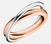 Ring - Calvin Klein Double