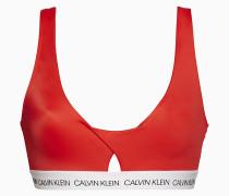 Bralette-Bikini-Top - CK Logo