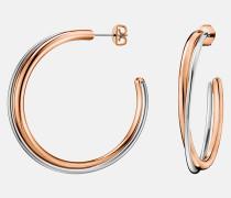 Ohrringe - Calvin Klein Double