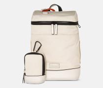 Rucksack aus Segeltuch