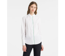 Hemd aus Stretch-Baumwolle