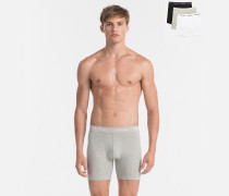 3er-Pack Boxershorts - Cotton Stretch