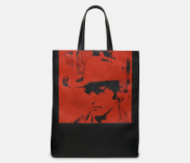 Tote-Bag Dennis Hopper aus Nappaleder