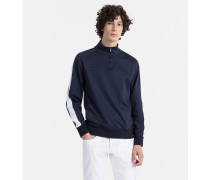 Sweater aus gebondetem Jersey