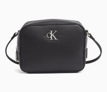 Crossover-Bag mit Monogramm