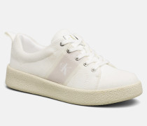 Sneakers aus Twill