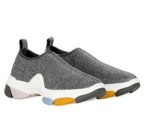 Wonder Sneakers Color Silver