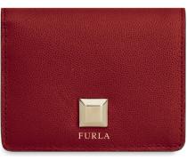 MIMI' bi-fold-portemonnaie ciliegia d