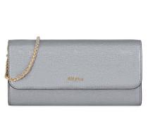 BABYLON kettenbrieftasche color silver