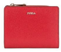 BABYLON bi-fold portemonnaie ruby
