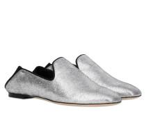 Bouganville Slipper Color Silver