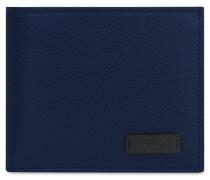 MAN ULISSE bi-fold-portemonnaie blu d